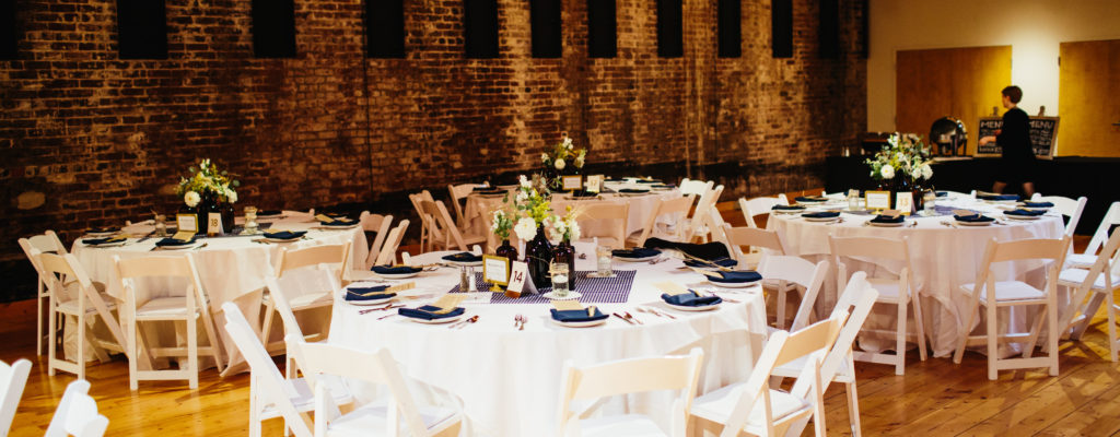 Tips for seating your wedding reception guests
